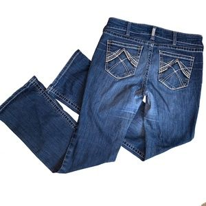 Ariat Spitfire Real Riding Bootcut Jeans